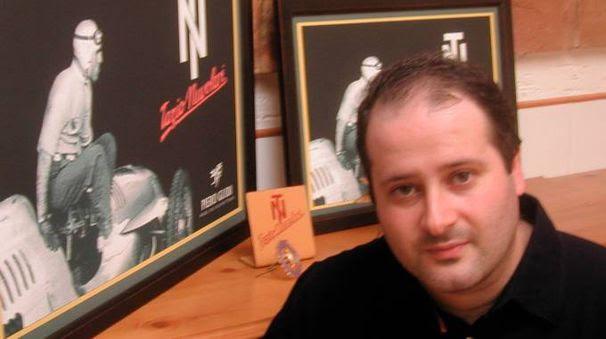 Giacomo Guidi, figlio del fondatore del marchio Piero Guidi