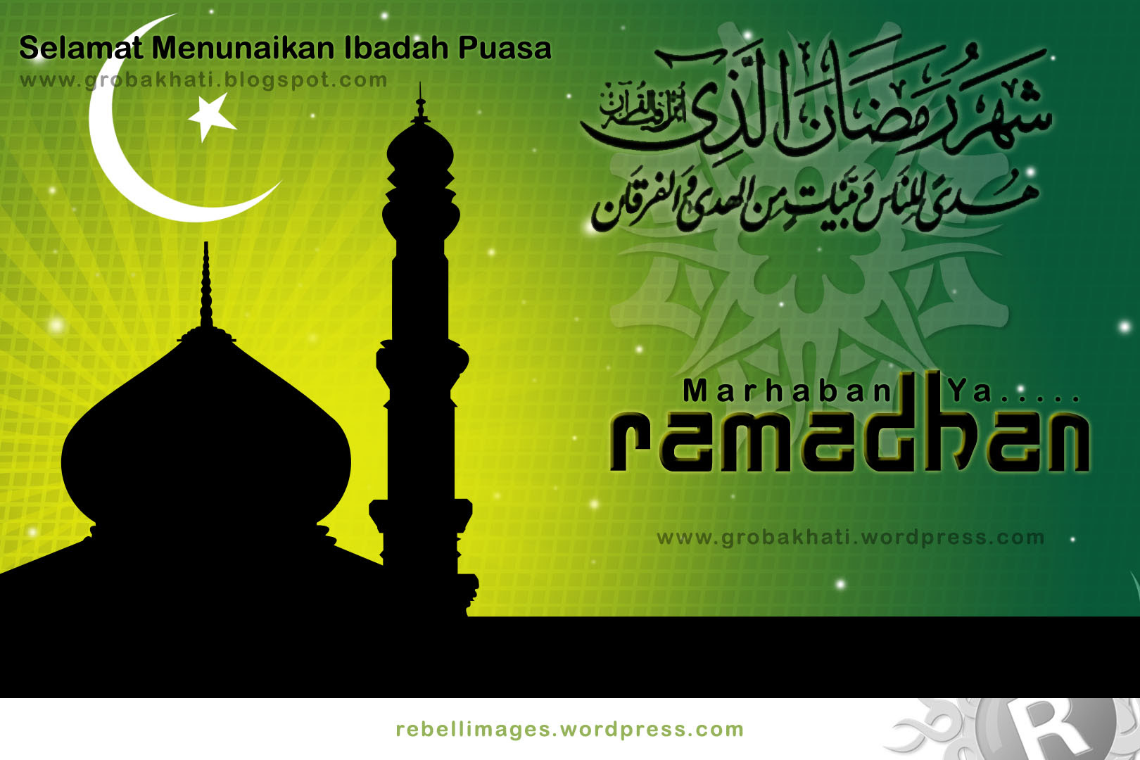 Kumpulan Gambar Ucapan Ramadhan Puasa Terbaru 2013