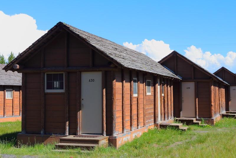 IMG_3306 Pioneer Cabin, Lake Lodge, Yellowstone National Park