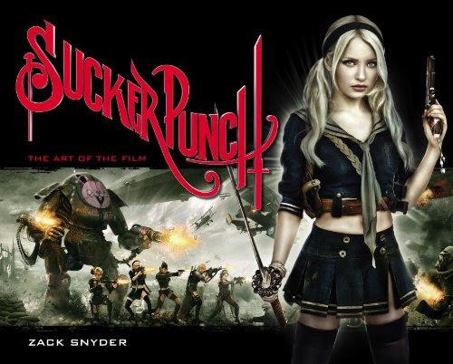 sucker punch art of the movie