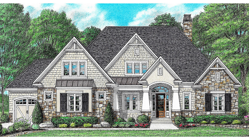 Breanne - | Southern Living House Plans