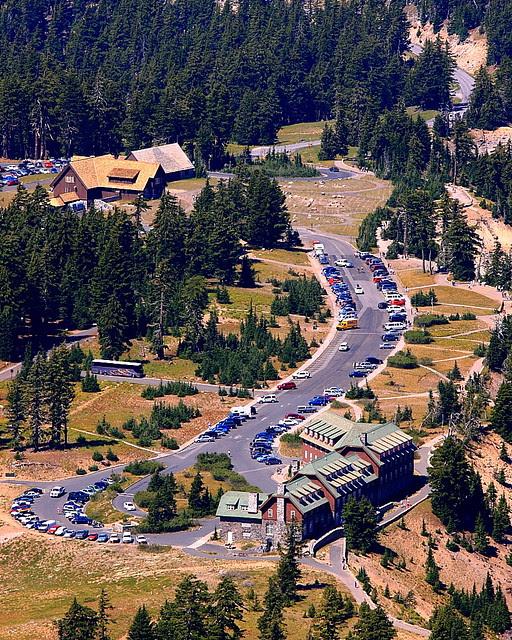 IMG_2004 Crater Lake Lodge and Rim Village