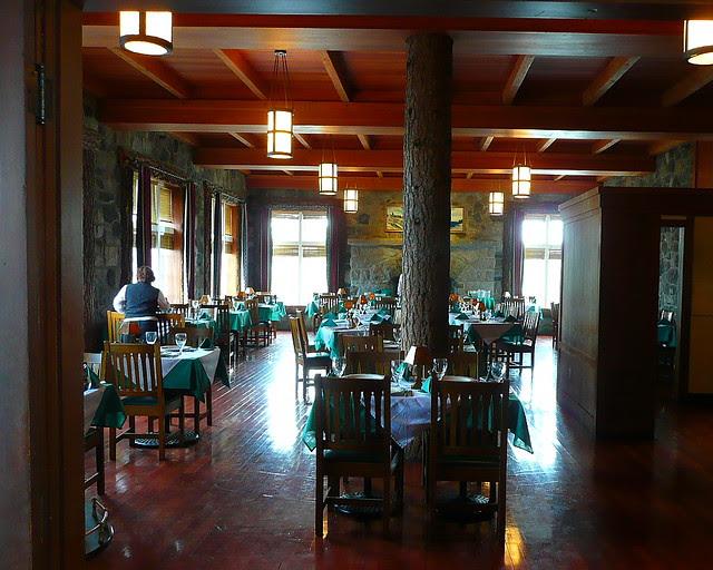 P1130484 Restaurant, Crater Lake Lodge
