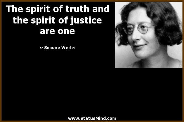 Best Quotes About Truth And Justice
