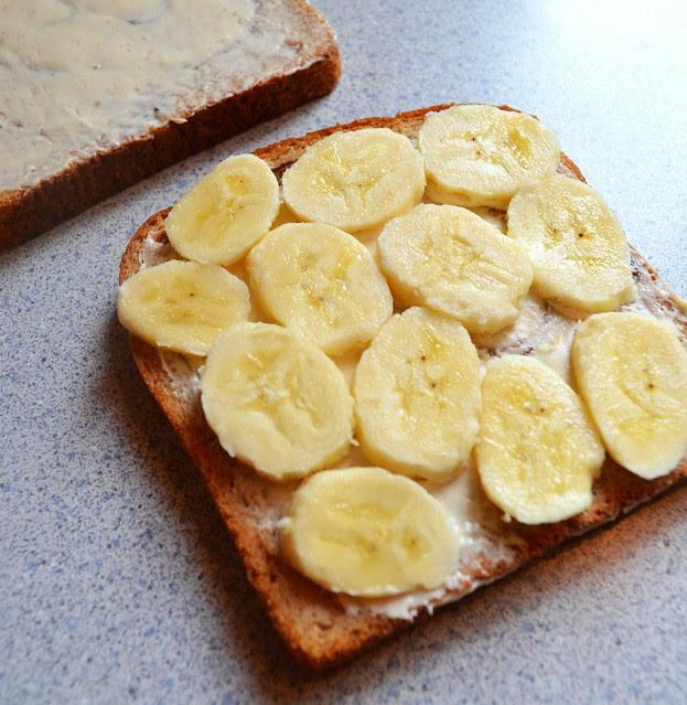 Banana 'wich