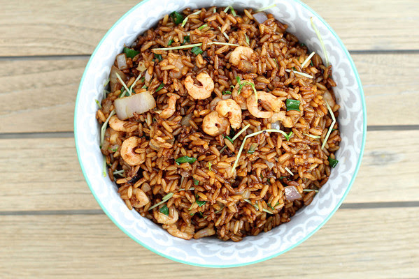 Chinese Cuban Fried Rice | Wok Wednesdays