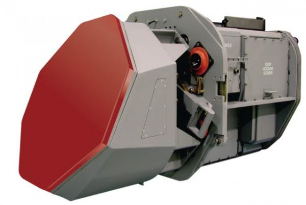 Radar APG-79 (V) X EFSA (Imagen: Raytheon)