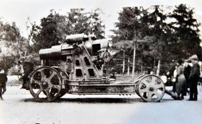Il mistero del cannone
