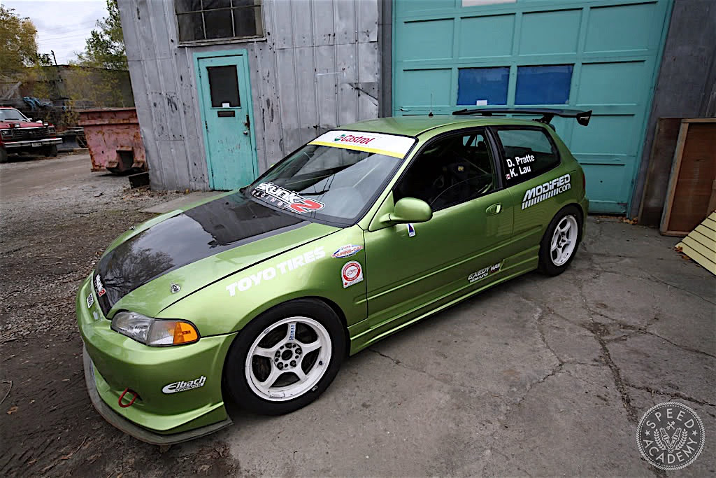 Honda Civic Honda Civic 94 Sedan Tuning
