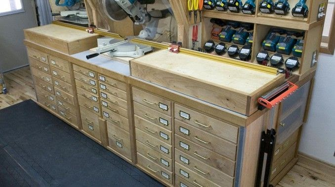 Woodworking Workbench Plans