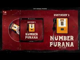 Number Purana Hustinder Song Download MP3