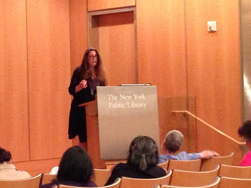 Phyllis Levin, talking about John Donne