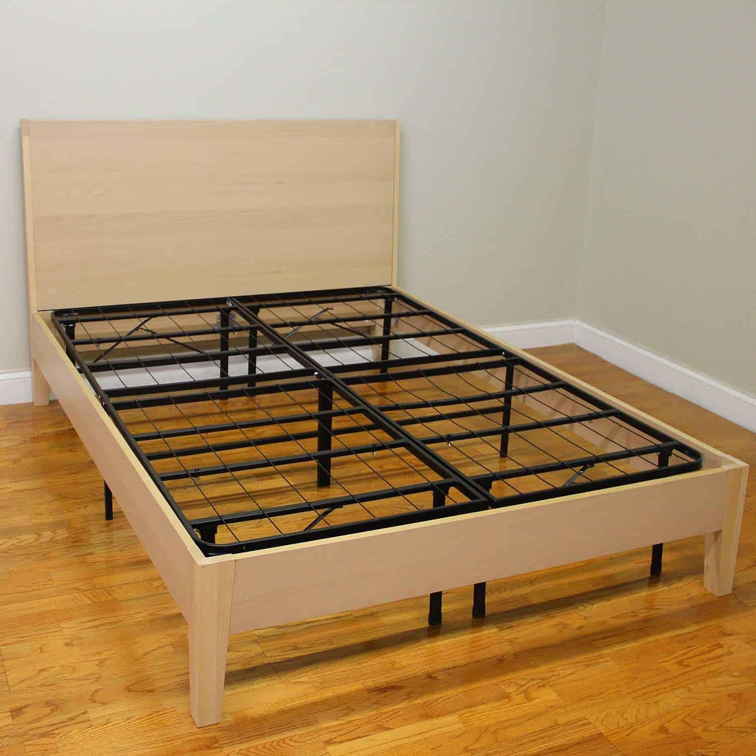 Beds without box springs