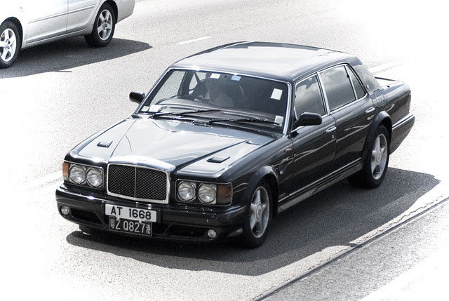 Bentley Turbo RT Mulliner 'AT 1668'