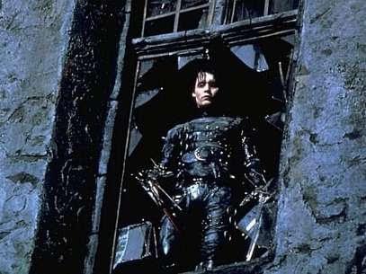 O ator se consagrou no cinema em 1990, com o filme 'Edward Mãos de Tesoura' Foto: Divulgação/IMDB