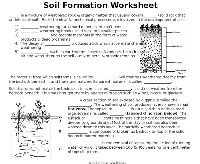 Soil Formation Pdf  Weathering And Soil Formation ...