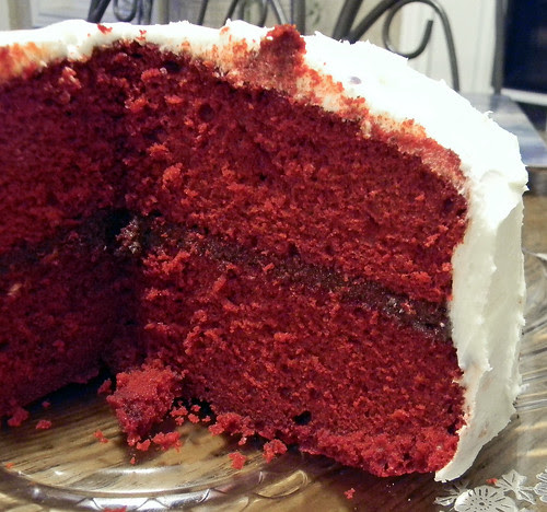 Duff Goldman Red Velvet Cake