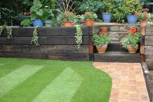 Landscape Gardening Belfast 600x400