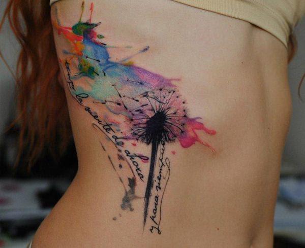 50 Rib Tattoos For Girls Art And Design