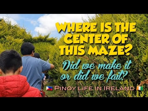DID WE MAKE IT TO THE CENTER OF THE MAZE OR DID WE FAIL?