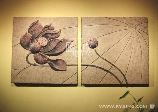 Wall Decor Sculpture Home Decoration Club