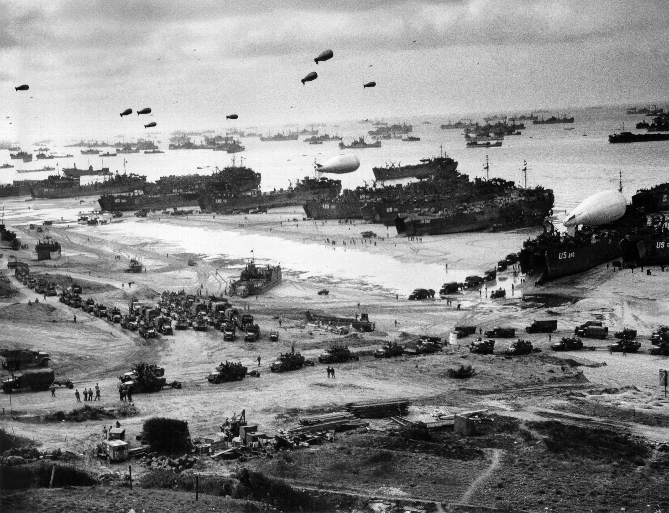 Managers - Normandy Landings