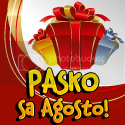 Pasko sa Agosto Giveaway for Peace: Limited Edition President Aquino (PNoy) Edition Shirt