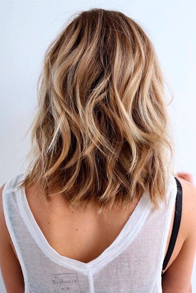 Shoulder Length Blonde Hairstyles 2019