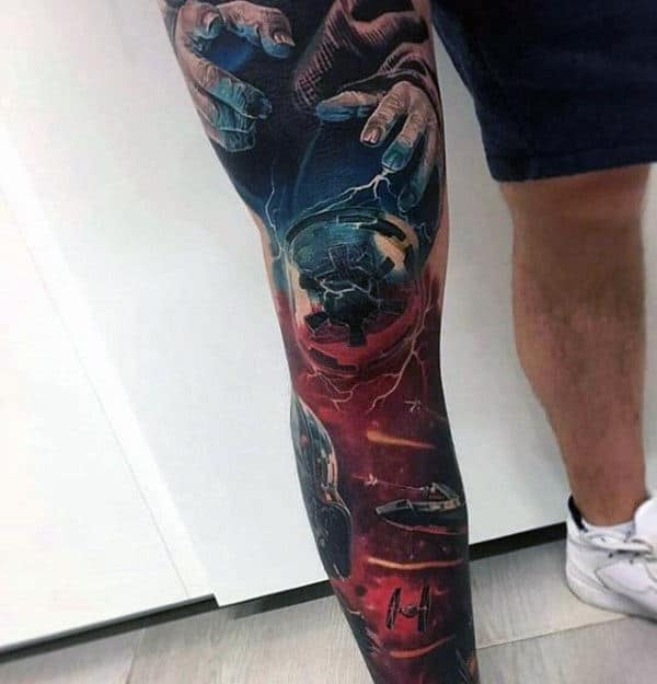 70 Unique Sleeve Tattoos For Men Aesthetic Ink Design Ideas