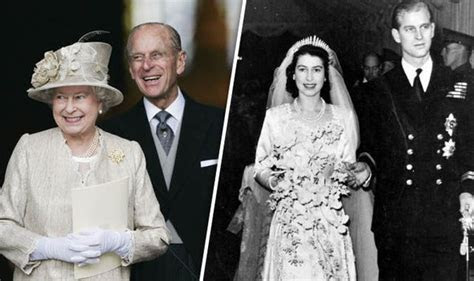 Queen and Prince Philip wedding anniversary: How tradition