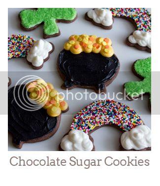 """Chocolate Sugar Cookies"""