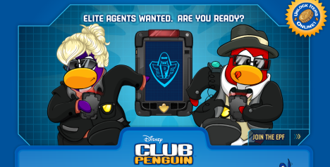 Sk8t3rdude26 Club Penguin Cheats How To Become A Epf