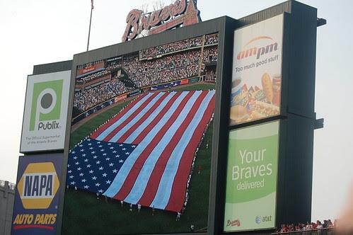 Braves July 4th