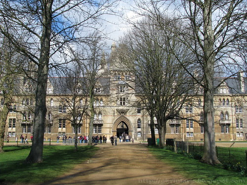 The Meadow Building, Christ Church College