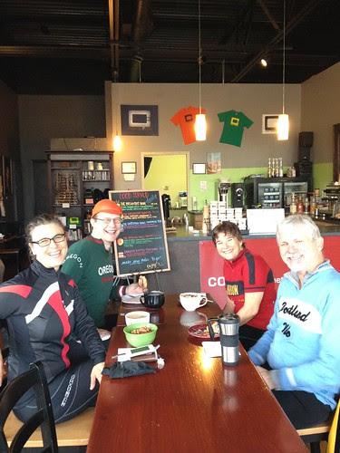 Coffeeneuring #7: Chatterbox Coffee