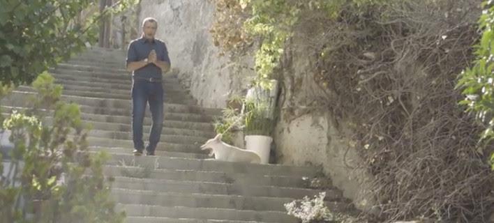 Ο Θεοδωράκης ανακοίνωσε με βίντεο την υποψηφιότητά του για το «νέο προοδευτικό κίνημα» [βίντεο]