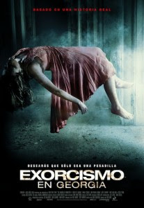 Exorcismo en Georgia cartel
