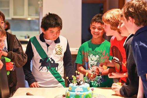 Mario Cake-11