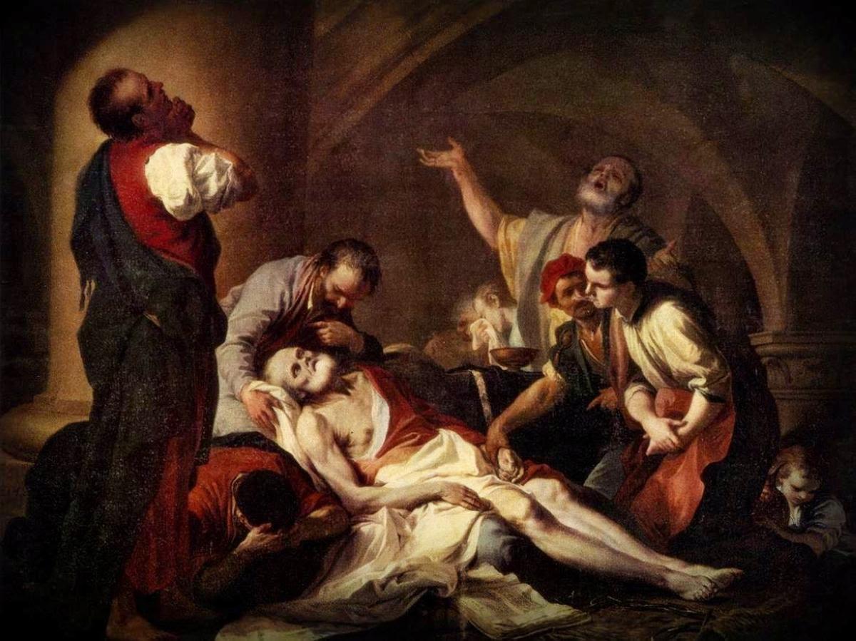THE-DEATH-OF-SOCRATES-GIAMBETTO-CIAGNAROLLI