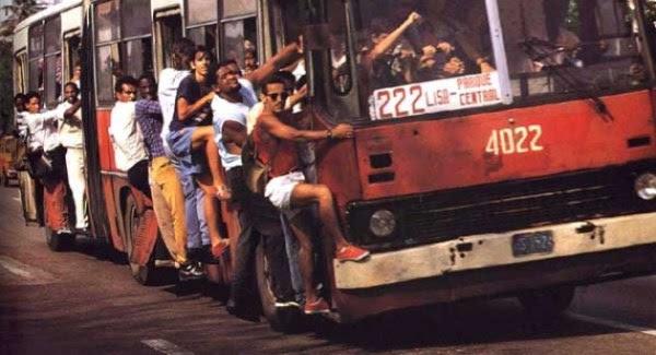 Image result for TRANSPORTE EN CUBA
