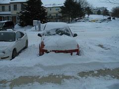 Snow I didn't make