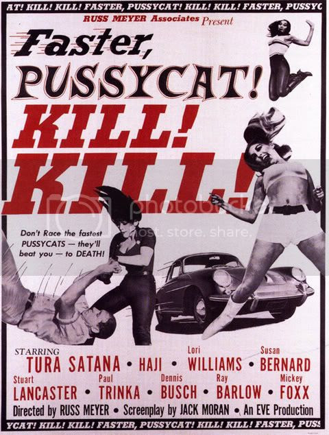 Faster Pussycat Kill! Kill! Pictures, Images and Photos