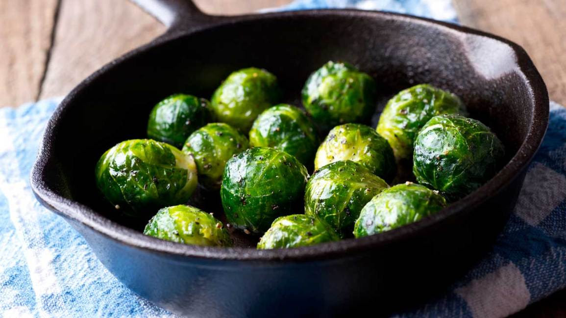 10 ways in which Brussels sprouts benefit your health
