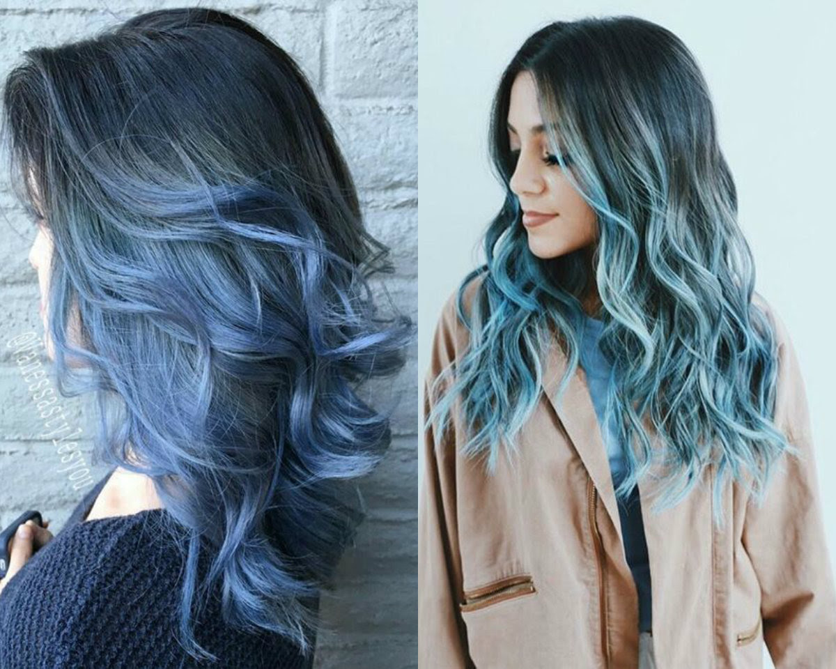 Sky Blue Hair Color 2017 You Will Adore