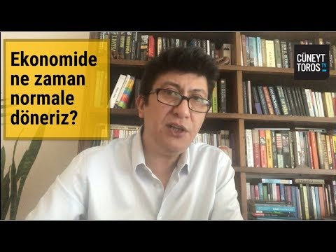 VİDEO ANALİZ-Ekonomide ne zaman normale döneriz?