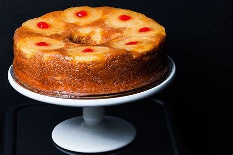 Pineapple Upside Down Cake   Cake Box