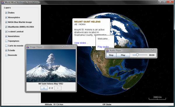 WWJ 0.6 Multimedia annotations