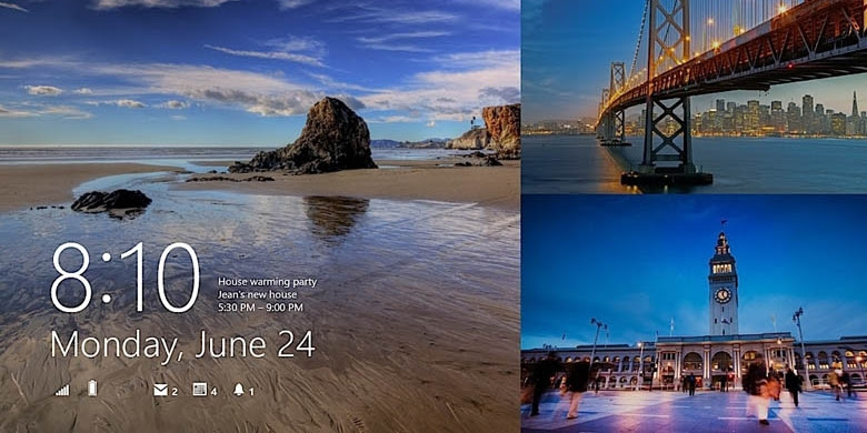 0946271lock screen windows 8 11780x390 Ini Dia Tampilan baru Windows 8.1