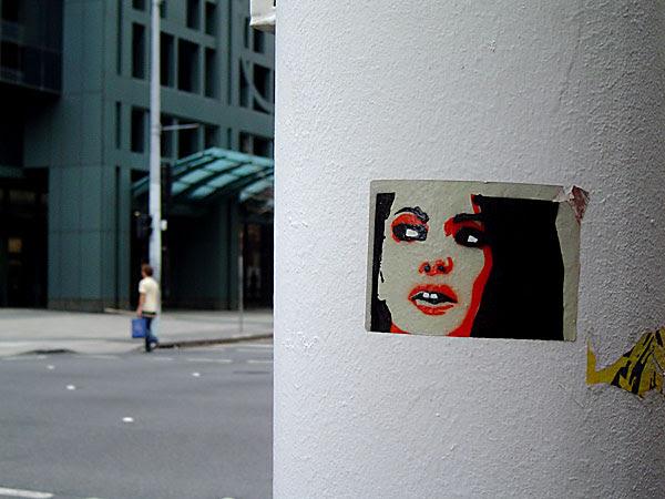 sticker art in brisbane