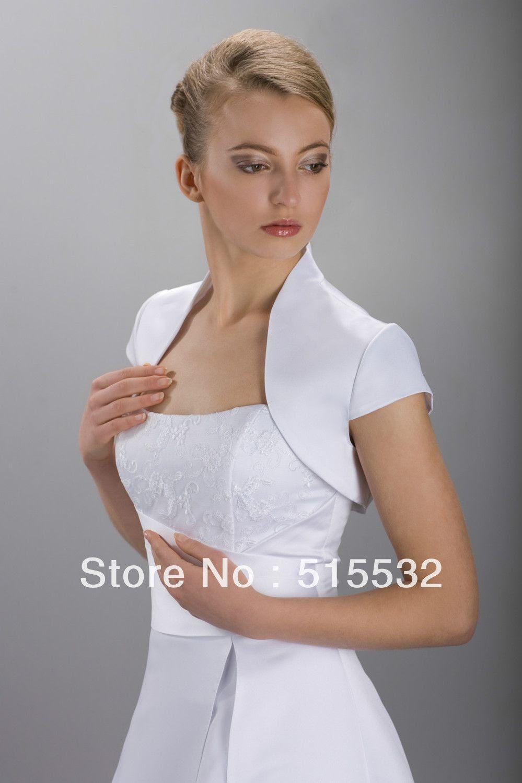 Short jackets for evening dresses